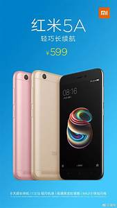Xiaomi Redmi 5a Officials  Snapdragon 425 And 13mp Rear