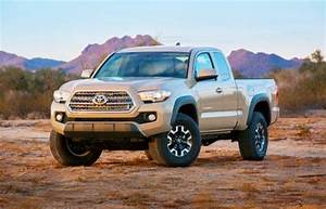 2017 Toyota Tacoma Manual Transmission Review