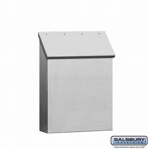Salsbury Industries | 4520 Standard Vertical Wall Mount ...