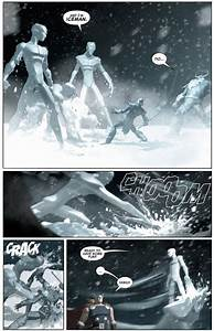 How Iceman And Thor Defeated The Frost Giants Comicnewbies