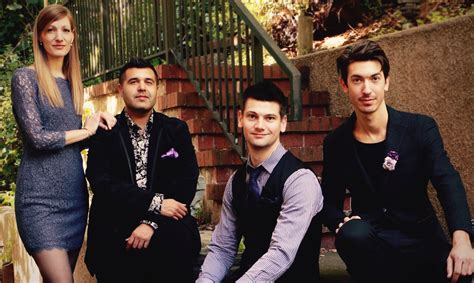 Bio - The Mana Saxophone Quartet