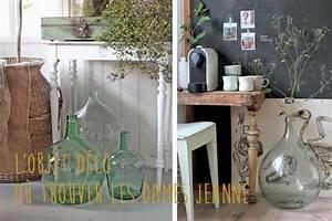 Dame Jeanne Deco : l 39 objet d coration la dame jeanne un must have hemoon fr ~ Teatrodelosmanantiales.com Idées de Décoration