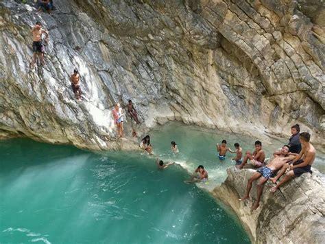 Beautiful Waterfall Baucau Timor Leste ~ Baucau History