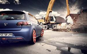 2012 BBM Volkswagen Golf 2 Wallpaper HD Car Wallpapers