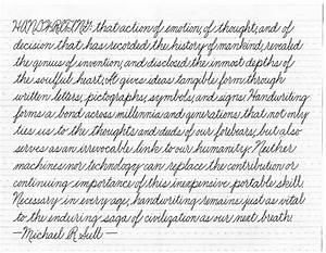American English script | Written Language (please correct ...