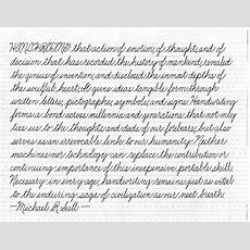 American English Script  Written Language (please Correct If Inaccurate) Pinterest