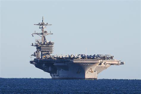 Portaerei Americane by Corea Nord Invia Terza Portaerei Nel Pacifico