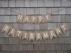 Make Poster Online Free Printable Retirement Party Decor Retirement Banner Retirement