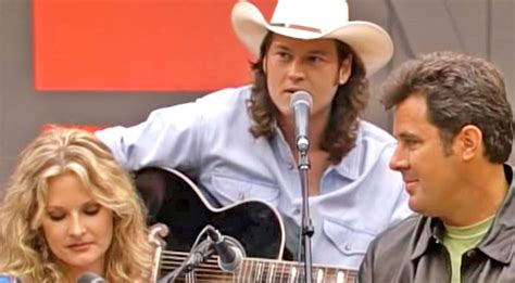 blake shelton young pics watch a young blake shelton sing his debut hit austin in