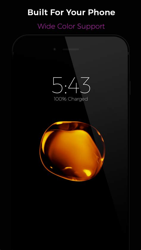 iphone live wallpaper black iphone 7 live wallpapers update unicorn apps