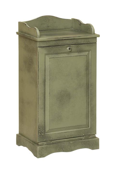 trash can storage cabinet trash can cabinet amish furniture connections amish