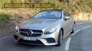 2017 Mercedes-benz E300 Coupe