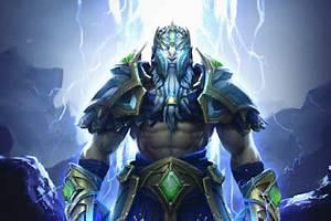 Zeus Wartorn Heavens Dota 2 Mods