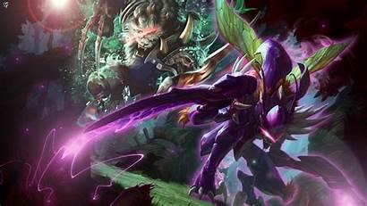 Rengar Fan Wallpapers Kha Zix Legends League