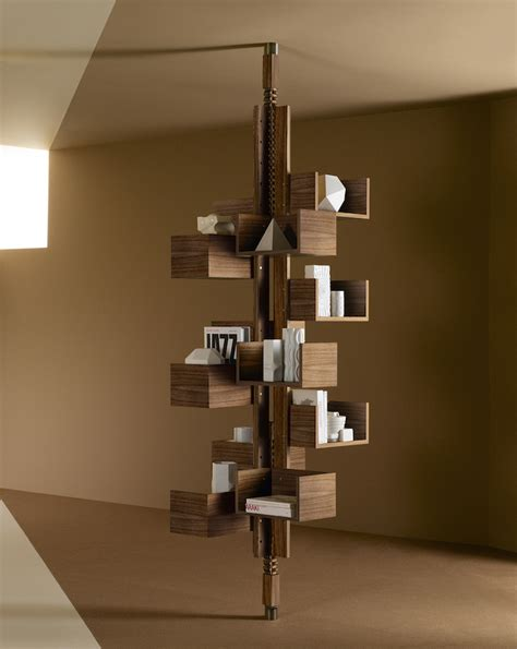 Freestanding Bookcase by Modern Free Standing Bookcase Designed To Mimic A Tree