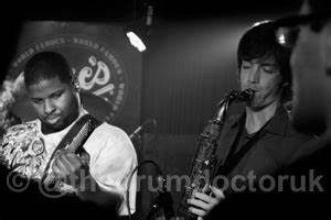 Trombone Shorty & Orleans Avenue, Eric's, 23/09/11 – The ...