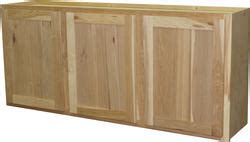 menards unfinished hickory cabinets quality one 54 quot x 24 quot unfinished hickory laundry wall