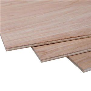 ft   ft birch plywood panel lowes canada
