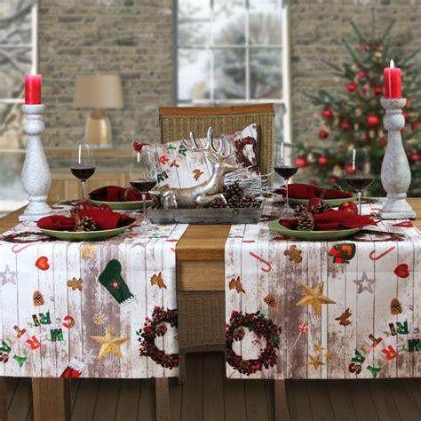 sander tischwäsche weihnachten perfekt zu weihnachten sander tischdecke no nuts weihnachtsdeko popup