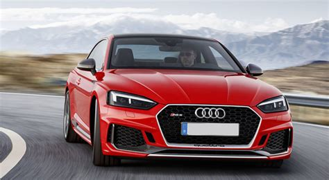 2019 Audi Rs5 News, Specs, Release Date And Price  Auto Fave