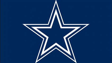 dallas cowboys logo  background  blue hd sports