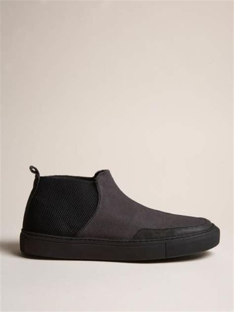 Silent  Damir Doma Mens Selve Canvas Shoe In Gray For Men