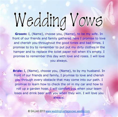 christian wedding vows quotes wedding vows quotesgram