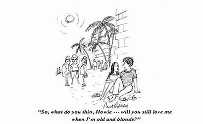 Jewish Cartoon Mort Gerberg Em Created Sketch