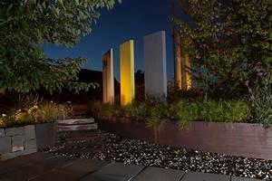 Gartengestaltung Mit Licht : wasser im garten heggli gartenbau merenschwand ~ Lizthompson.info Haus und Dekorationen