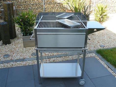 edelstahl grill holzkohle edelstahl grill holzkohle grill typ ibiza grill wagen bbq stand grill gastro ebay