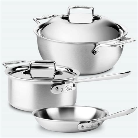 clad cookware extra    stainless steel