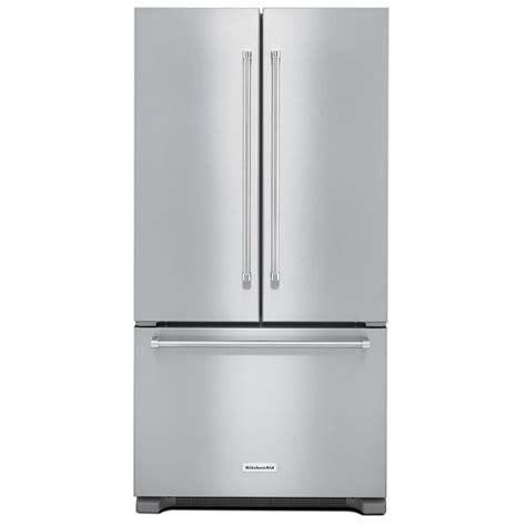 Kitchenaid Krfc302ess Counter Depth Refrigerator With