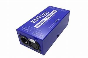 Enttec Ode Mk2 70405 Open Dmx Ethernet Gateway