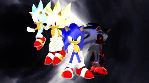 Hyper Sonic the Hedgehog exe