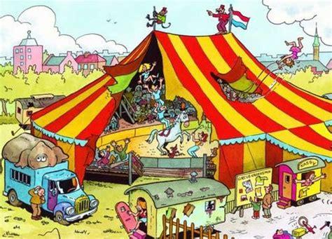 duniaku asal mula sirkus