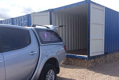 Mobile Garage Winchester by Winchester Container Storage