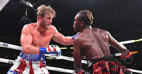 ksi  logan paul  full fight video highlights