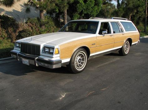 Wood Buick by Buick Electra Estate Wagon Buick Buick Electra Buick