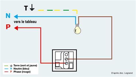 interrupteur pour le de bureau schéma électrique brancher un interrupteur simple