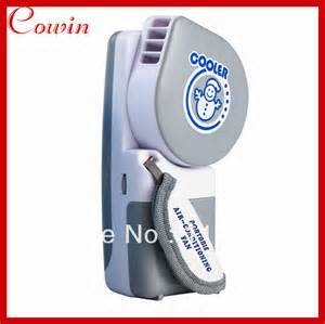 Bladeless Ceiling Fans Uk by Battery Powered Hand Fan Promotion Online Shopping For