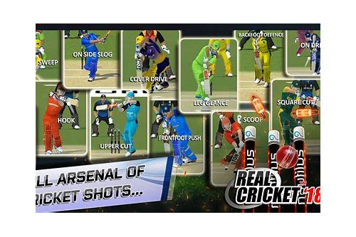 Download real cricket 18 obb :: macurdedidd