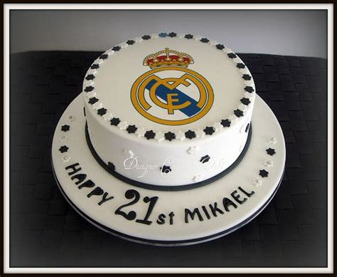 Cakes, Real Madrid