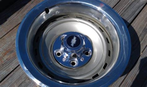 chevy  rally wheels  sale
