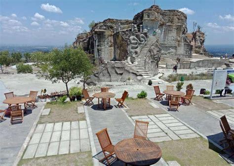foto  ulasan wisata taman tebing breksi yogyakarta