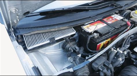 Audi How Change Cabin Air Filter