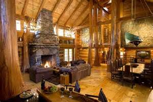 small log home interiors log cabin home plans a spectacular 39 s