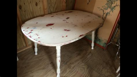 shabby chic dining table and 2 chairs vintage shabby chic maple dining table w two chairs for sale antiques com classifieds