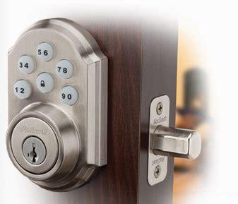 electronic keyless entry deadbolt  digital keypad