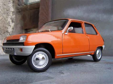 renault orange renault 5 tl orange solido modellauto 1 18 kaufen