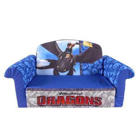 Flip Open Sofa by Spin Master Marshmallow Furniture Flip Open Sofa Dragons